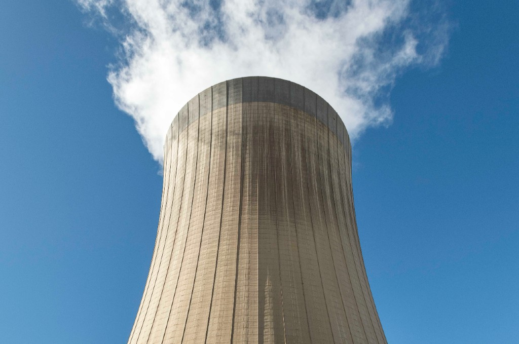 Tarong Power Stations cooling tower
