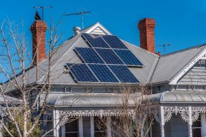 Melbourne-Home-with-solar-panels